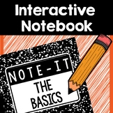 Note It! A Nonfiction Interactive Notebook Starter Kit