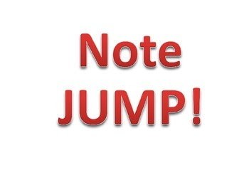 Note Jump Game