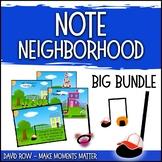 Note Neighborhood – Big Bundle