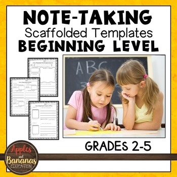 Note-Taking for Beginners