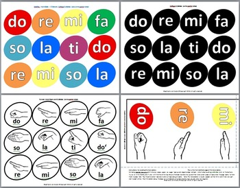 Note-ables for Teaching, Exploring & Composing Melody & Ch