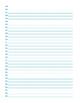 Notebook Checklist