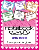 Notebook Covers {reading, writing, math, science, social s