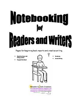 Notebooking for Readers and Writers
