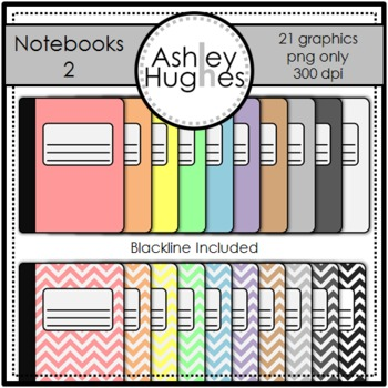 Notebooks 2 {Graphics for Commercial Use}