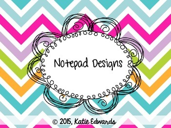 Notepad Designs