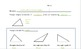 Notes - Classifying Triangles - Common Core