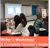 Notes & Info. for the Course: Writer's Workshop: A Complet