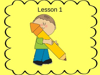 Notetaking lessons-3 days powerpoint