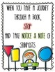 Notice & Note - Close Reading Strategies - Anchor Charts/P