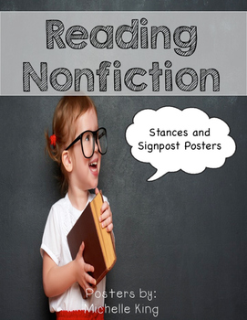 Reading Nonfiction- Question and Signpost Posters