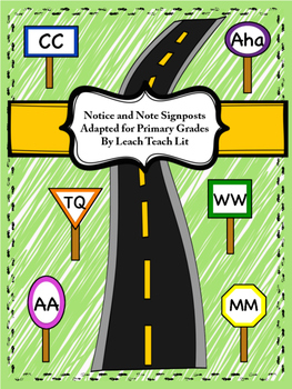 Notice and Note Signposts
