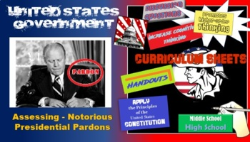Notorious Presidential Pardons  - The Executive Action (st