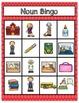 Noun Bingo School Theme