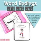 Noun Derivations -er -or -ar   Vocabulary Suffix