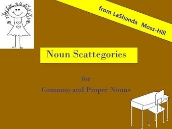 Noun Scattegories