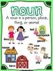 Noun & Verb Activity Pack
