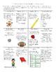 Nouns & Adjectives Choice Board