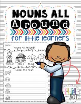 Nouns All Around : Common Core