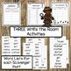 Nouns, Compound Words, Contractions Scavenger Hunt Activities
