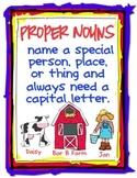 Nouns Down on the Farm