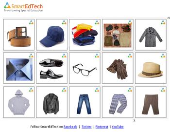 Nouns Men's Clothing - SmartEdTech