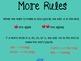 Nouns, Pronouns, and Plurals