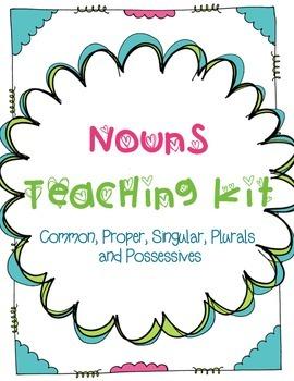 Nouns Teaching Kit