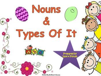 Nouns and its types - ELA unit