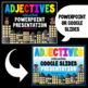 Nouns, verbs, adjectives, adverbs and pronouns - ELA L.3.1.A