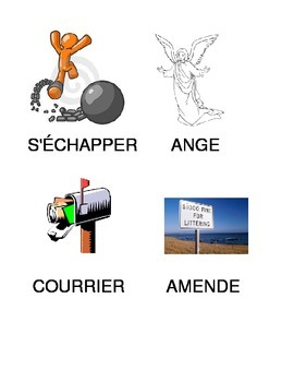 Nouvel Houdini Vocabulary Game - Slap & Grab Ch. 8-10