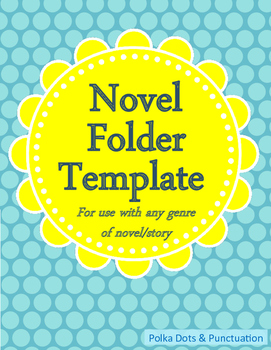 Novel Folder Project Template