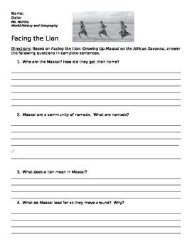 Novel Follow Up Questions: Facing the Lion