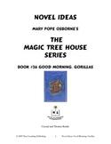 Novel Ideas: Magic Tree House #26: Good Morning, Gorillas