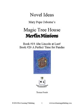 Novel Ideas: Magic Tree House #47 & #48: Two Complete Nove