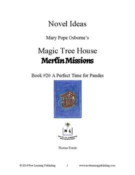 Novel Ideas: Magic Tree House #48: A Perfect Time for Pandas