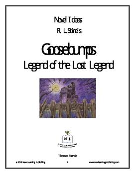 Novel Ideas - R. L. Stine's Goosebumps Legend of the Lost Legend