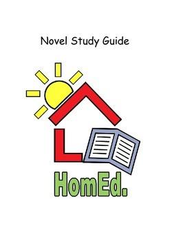 Novel Study Guide (Upper Intermediate to Advanced Levels)