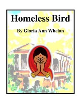 Novel Study, Homeless Bird (by Gloria Ann Whelan) Study Guide