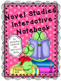 Novel Study Interactive Notebook