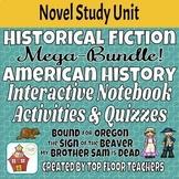 Novel Study Interactive Notebook MEGA BUNDLE!