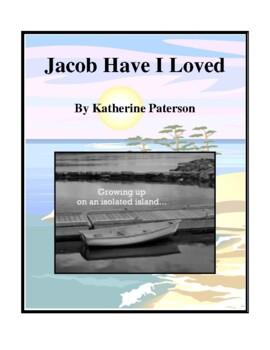 Novel Study, Jacob Have I Loved (by Katherine Paterson) St