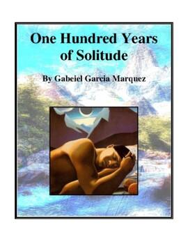 Novel Study, One Hundred Years of Solitude (by Gabeiel Mar