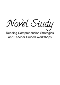 Novel Study - Reading Comprehension Strategies and Teacher