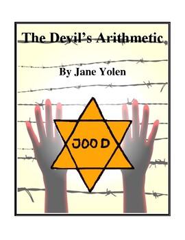 Novel Study, The Devil's Arithmetic (by Jane Yolen) Study Guide