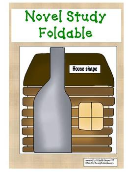Novel Study foldable template