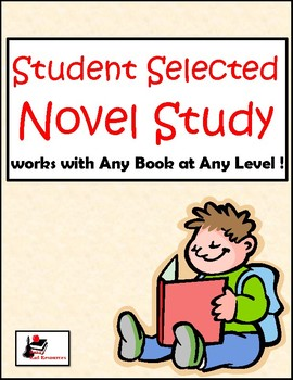 Novel Study - for Any Book at Any Level