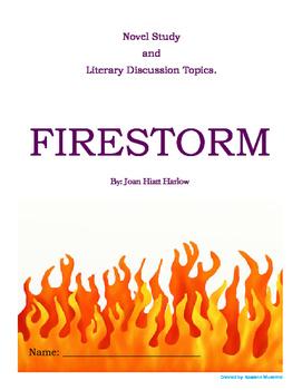 Novel Study for Firestorm