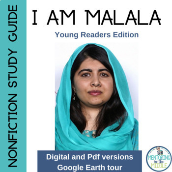I am Malala (young reader's edition) - Novel Study