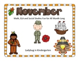 November Fun ALL Month Long